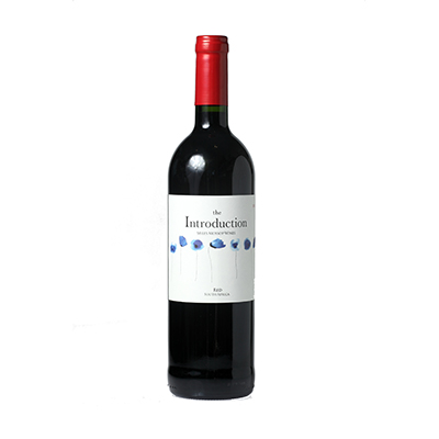 Introduction Red Blend