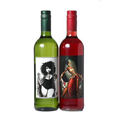 Personalised Wine Bottle