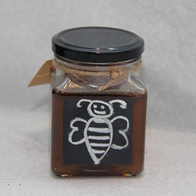 Raw Honey & Jar