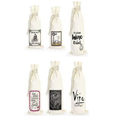 Gift Bags with Writing